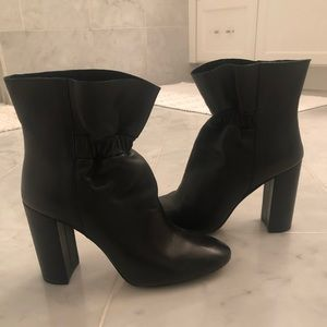 Botkier New York Rylie Leather Booties 7.5